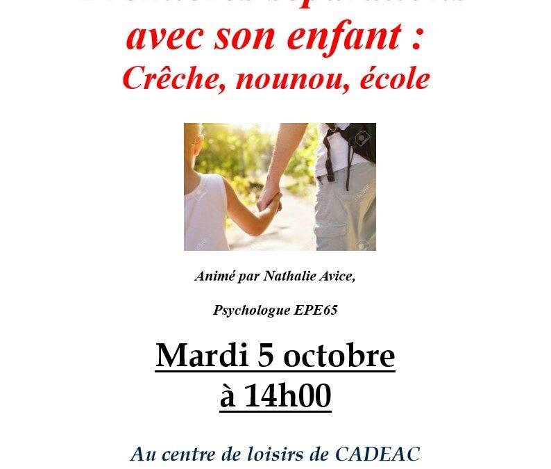 Prochain Café Débat !